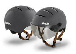 Kask lifestyle antraciet