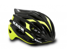 Kask Mochito Black-yellow